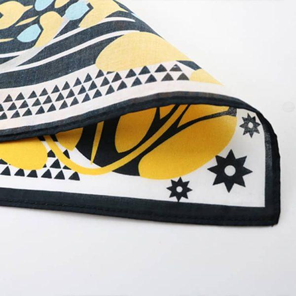 Cheap Custom Bandana Printing Custom Cotton Bandana