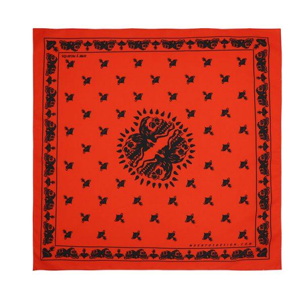 China factory cheap custom personalise polyester bandanas (4)