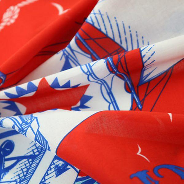Customized Design Your Own Cotton Square Bandana