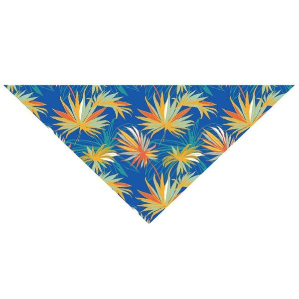 Factory Wholesale Custom Printing Logo Triangle Neckwear Pet Scarf Dog Bandana