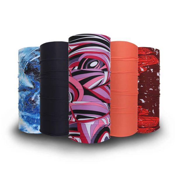 High elastic UV 50+ seamless headscarf tube bandana