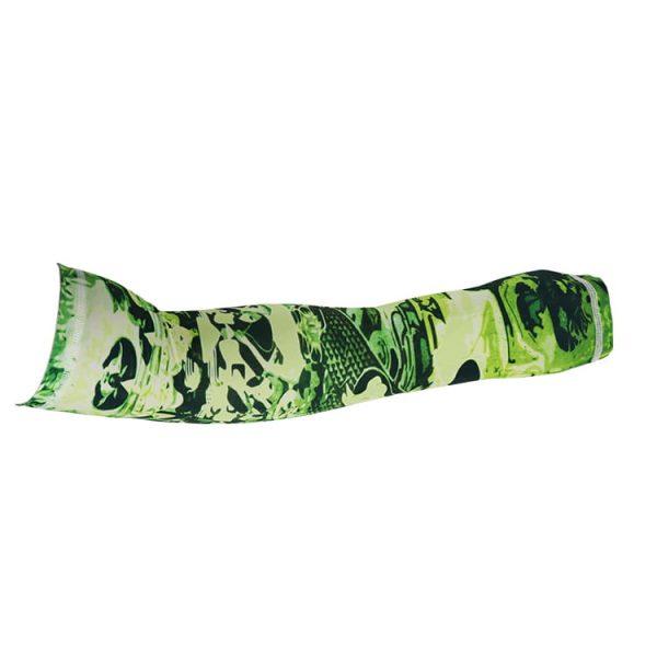 OEM Customize Sun Protection Custom Printed Breathable Arm Sleeve