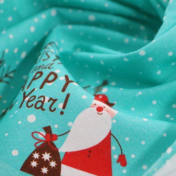 Wholesale Cotton Christmas Style Dog Bandana Scarf