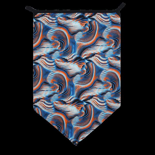 Wholesale custom logo polyester ear loop neck gaiter face bandana