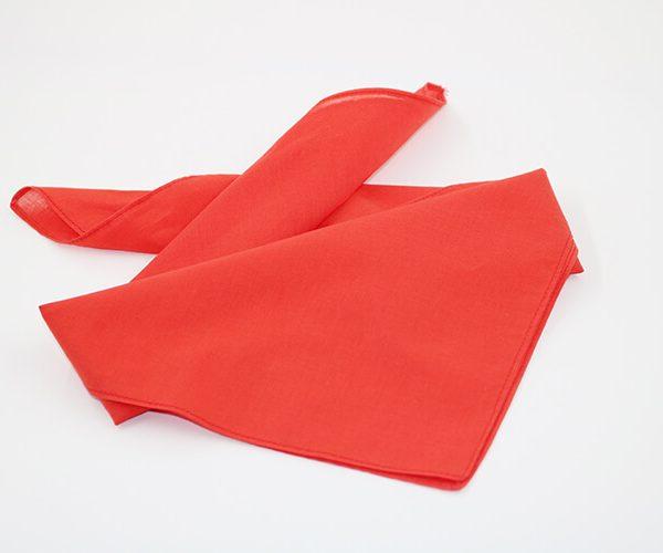 solid dog bandana
