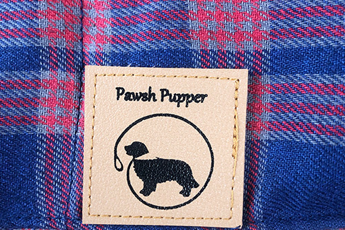 Leather-label