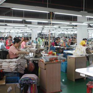 Bandana Sewing