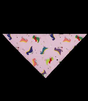 Bandana for dogs scarf custom printed triangle bandana (2)