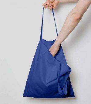 Cheap Reusable Shopping Bags Plain Blank Cotton Canvas Tote Bag (3)